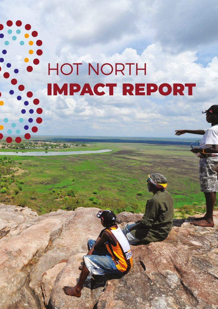 This impact report presents 12 case studies showing the impacts from the first four years of the HOT NORTH program to date