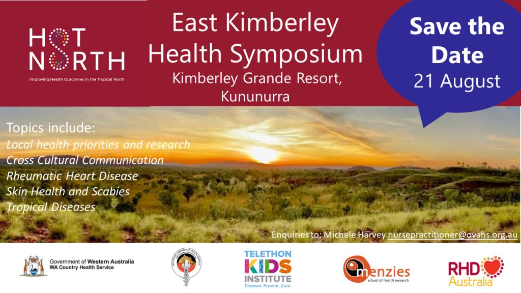 East Kimberley Health Symposium 2021